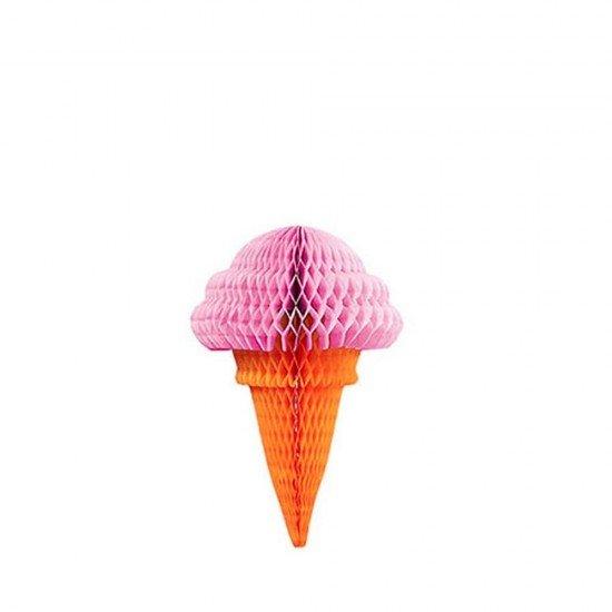 Petek Süs Dondurma Küçük Boy 1 Adet