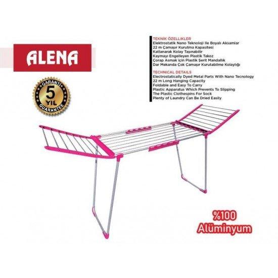 Alena Aluminyum Çamaşır Kurutmalık