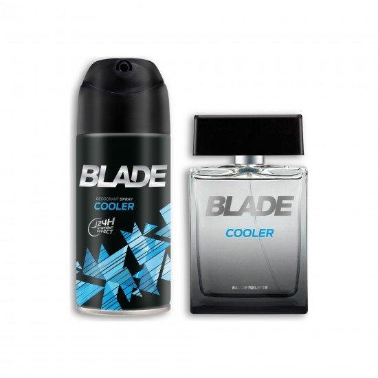 Blade Cooler EDT Erkek Parfüm 100 ml & Deodorant 150 Ml