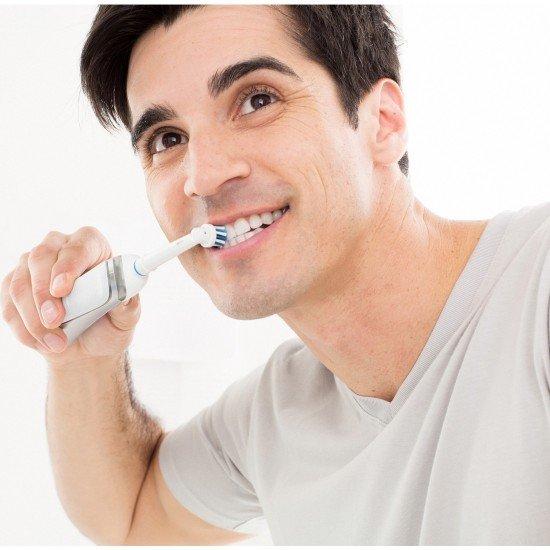 Oral-B Vitality Şarj Edilebilir Diş Fırçası (3D White Başlık)