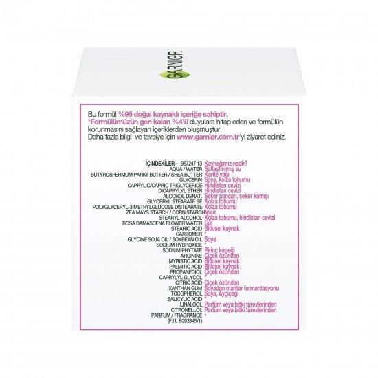 Garnier Botanik Rahatlatıcı Gül Sulu Antioksidan Nemlendirici Krem 200 Ml
