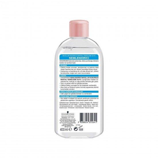 Diadermine Essentials Micellar Nemlendirici Temizleme Suyu 400 Ml