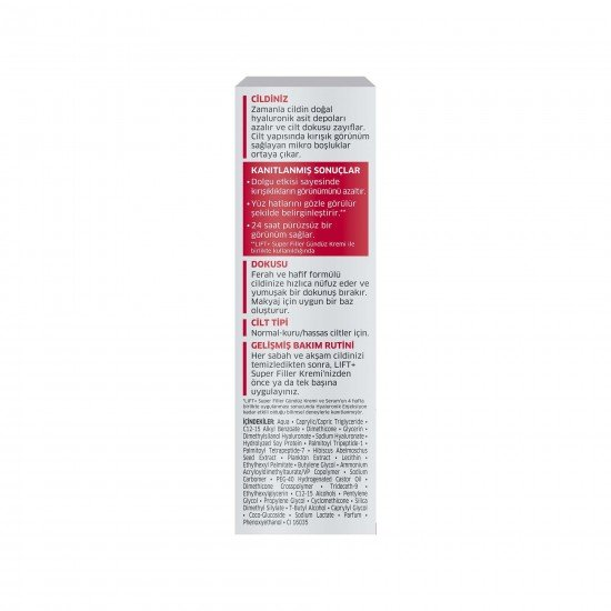 Diadermine Lift+Superfiller Serum 30 Ml