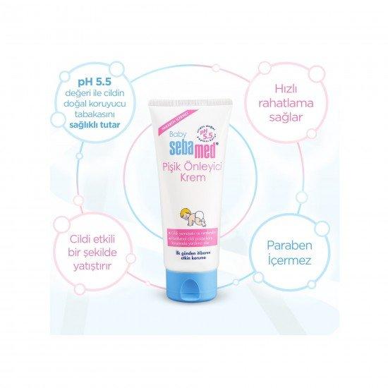 Sebamed Baby pH 5.5 Pişik Önleyici Krem 50 ml