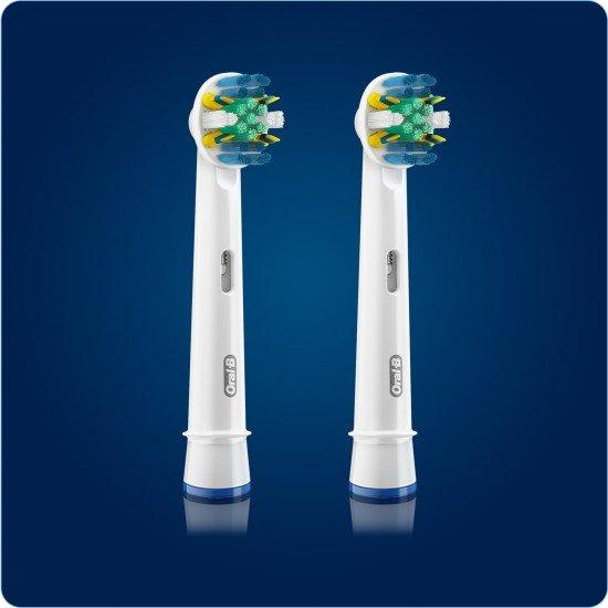 Oral-B Floss Action 2li Diş Fırçası Yedek Başlığı