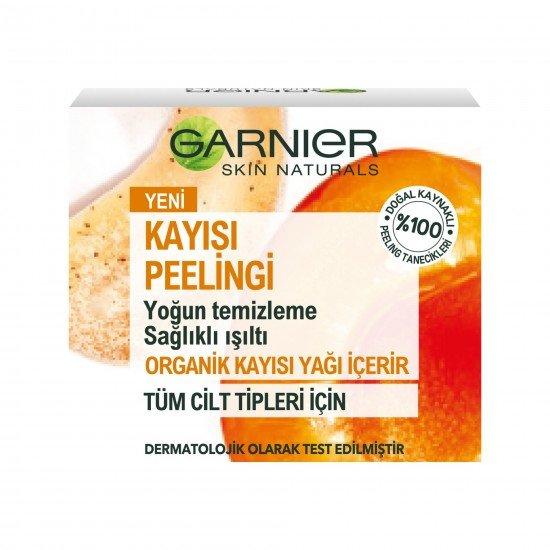 Garnier Kayısı Peelingi Tüm Cilt Tipleri Için 50 Ml