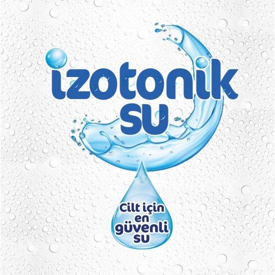 Molfix Izotonik Sulu Mendil Hassas Ciltler 60 Yaprak