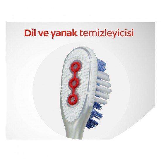 Colgate 360 Optik Beyaz Diş Fırçası Yumuşak 1+1