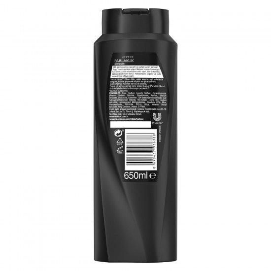 Elidor Esmer Parlaklık Saç Bakım Şampuanı 650 ml