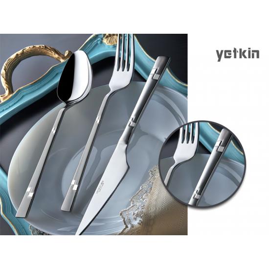 Yetkin Diva Yemek Çatalı 12li