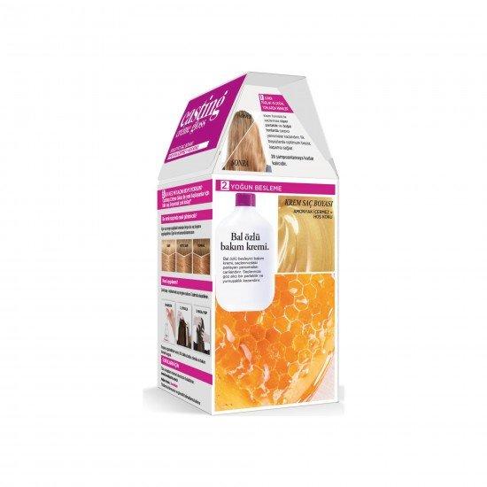 Loreal Paris Casting Creme Gloss Saç Boyası 713 Buzlu Sütlü Kahve