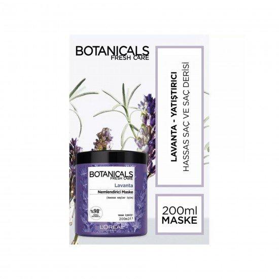 Botanicals Lavanta Özlü Nemlendirici Terapi Maske 200 Ml