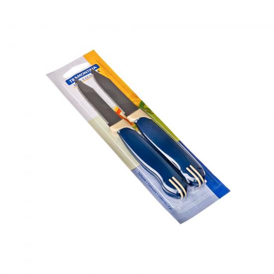 Tramontina 23528/213 Lazerli Meyve Bıçağı 2 Li