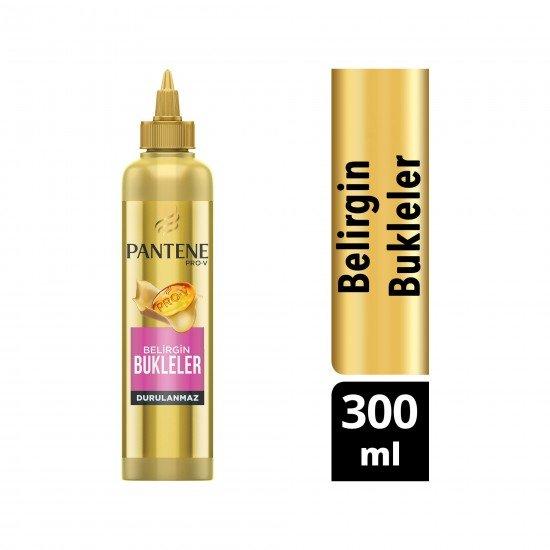 Pantene 7/24 Anında Bukle Şekillendirici Saç Bakım Kremi 300 ML
