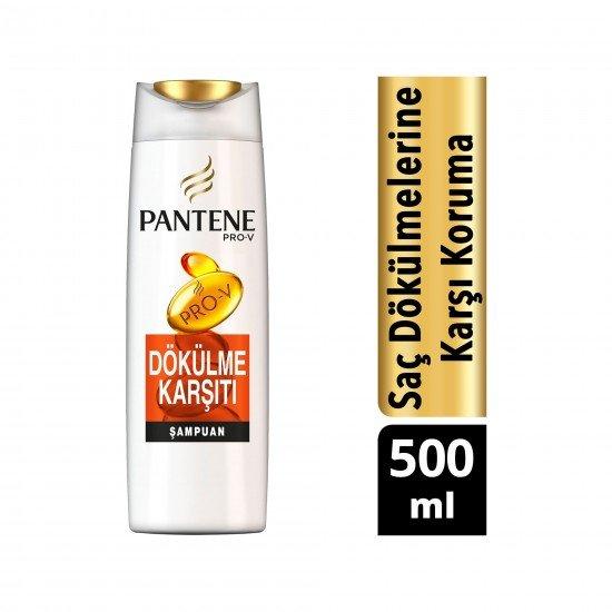 Pantene Saç Dökülmelerine Karşı Etkili Şampuan 500 ml
