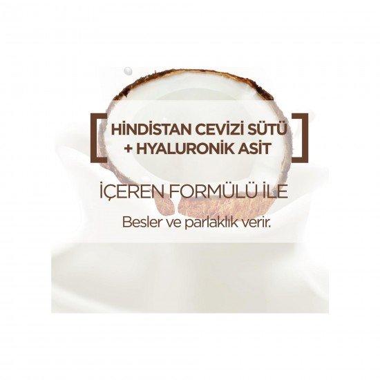 Garnier Süt Bombası Besleyici Kağıt Yüz Maskesi Hindistan Cevizi