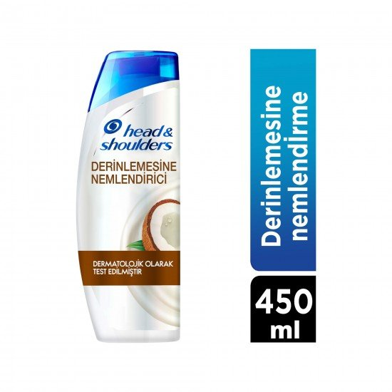 Head& Shoulders Derinlemesine Nemlendiriçi şampuan 450 ML