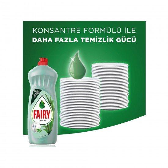 Fairy  Sıvı Bulaşık Deterjanı Losyonlu 1400 ml