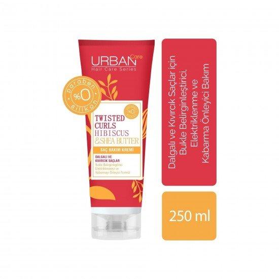 Urban Care  Bukle Belirginleştirici Saç Bakım Kremi 250 ML