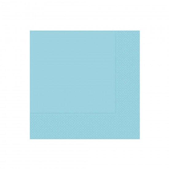 Roll-Up Açık Mavi Kağıt Peçete 20Li