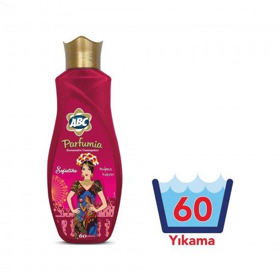 ABC Parfumia Moda Konsantre Yumuşatıcı Sofistike 1440 ml