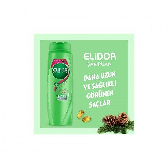 Elidor Şampuan Sağlıklı Uzayan Saçlar 500 ML