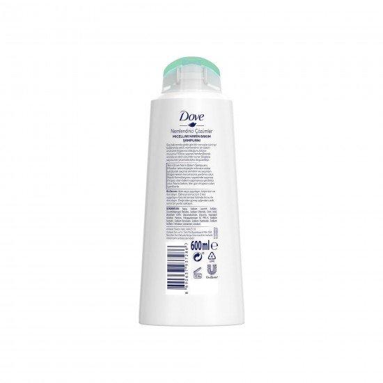 Dove Narin Bakım Şampuan 550 ml