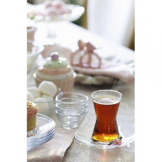 Lav Derin 12Li Çay Takımı