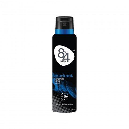 8X4 Markant Sprey Deodorant 150 ML