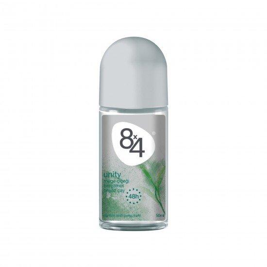 8X4 Unıty Roll-On Deodorant 50 Ml Kadın