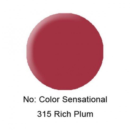 Maybelline New York Color Sensational Ruj 315 Rich Plum