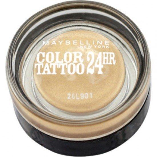 Maybelline New York Color Tattoo 24H Göz Farı 05 Eternal Gold