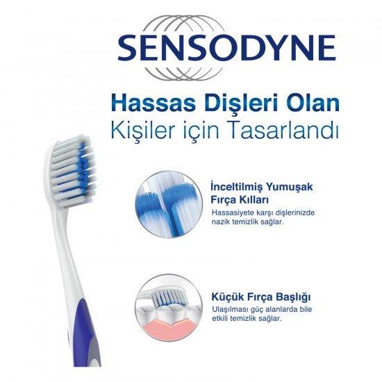 Sensodyne Complete Protection Diş Fırçası Yumuşak