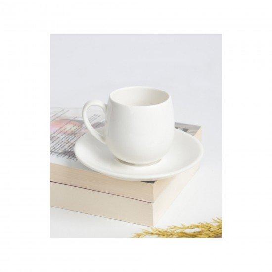 Acar Porselen 6lı Kahve Fincan Takımı 10131