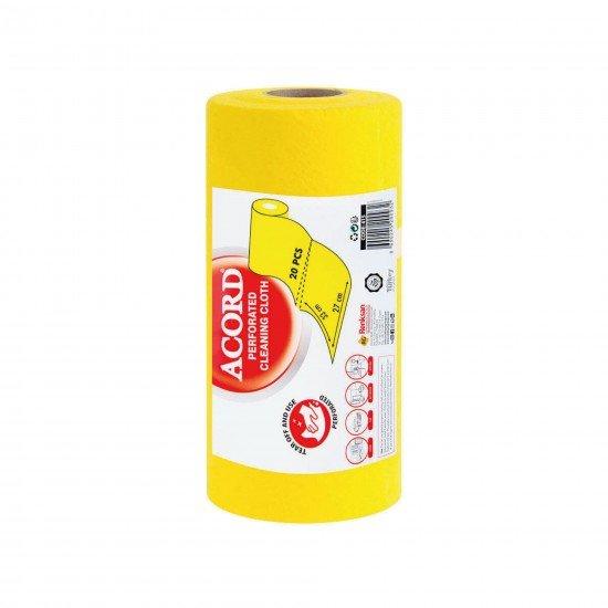 Acord Perfore Temizlik Bezi 20 Li