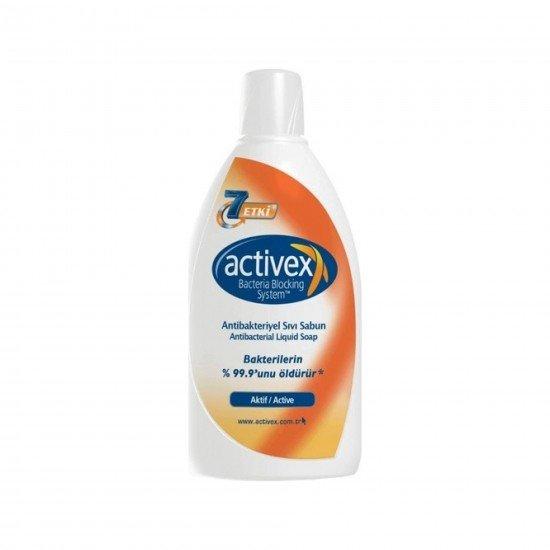 Activex Antibakteriyel Sıvı Sabun Aktif 1 Lt