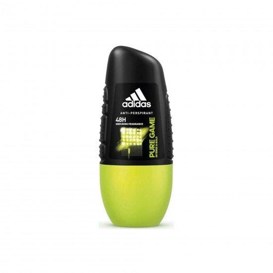 Adidas Pure Game Erkek Roll-On 50 ML