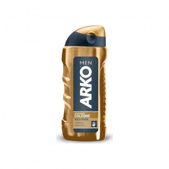 Arko Men Tıraş Kolonyası Gold Power 250 ML