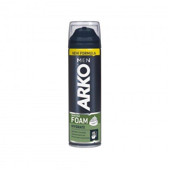 Arko Men Tıraş Köpüğü Hydrate 200 ML
