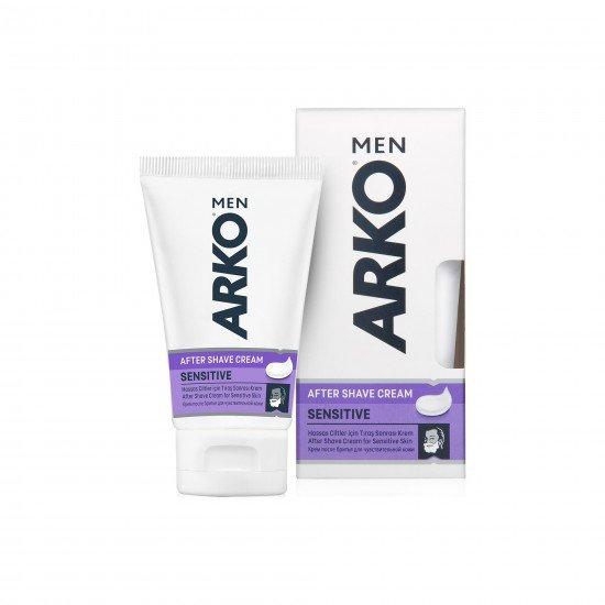 Arko Men Tıraş Sonrası Krem Sensitive 50 ML