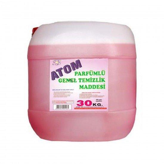 Atom Parfümlü Genel Temizlik Maddesi 30 Kg