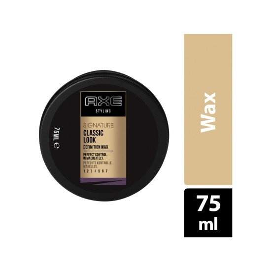 Axe Signature Wax Klasik 75 ML