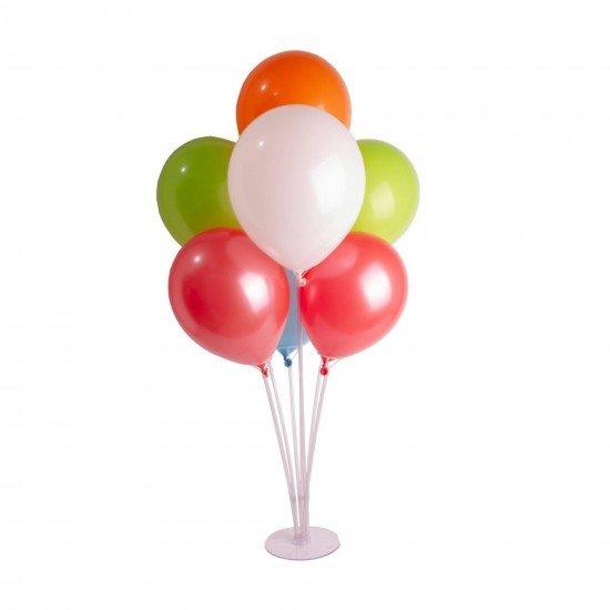 Ayaklı Balon Standı 7li Balon Hediyeli
