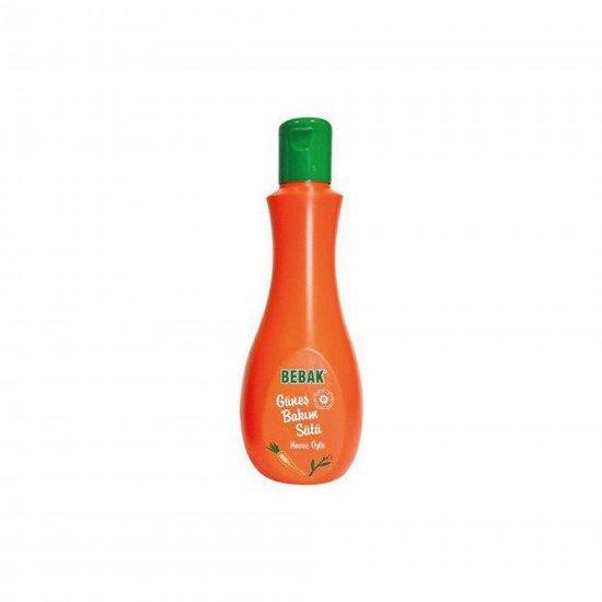 Bebak Güneş Sütü Havuç 215 ML