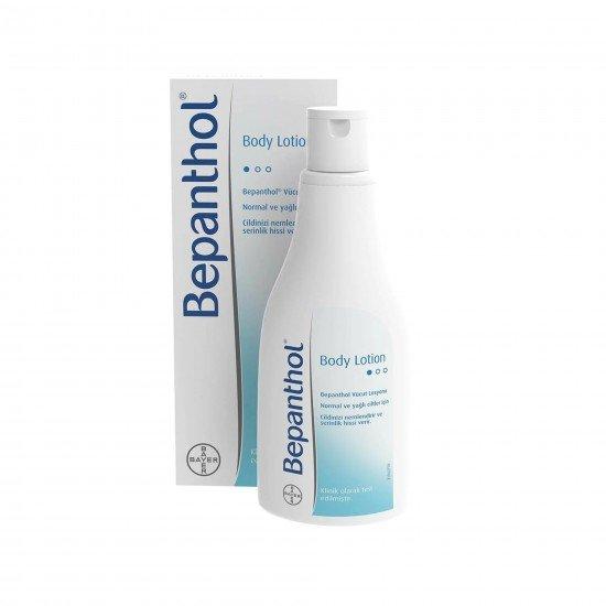 Bepanthol Body Lotion Normal ve Yağlı Ciltler İçin Nemlenirici Losyon 200 ml