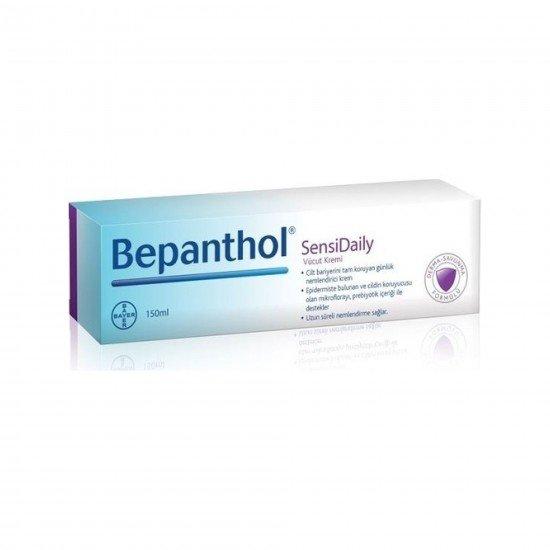 Bepanthol Sensi Daily Vücut Kremi 150 ml