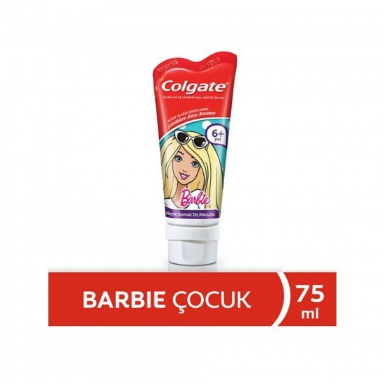 COLGATE MACUN COCUK BARBIE 50ML