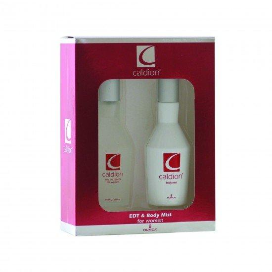 Caldion Classic Edt 100 Ml Kadın Parfüm + 140 Ml Vücut Losyonu Set