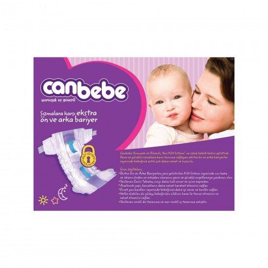 Canbebe Süper Eko Paket No:6 (15+ kg) 19 Adet