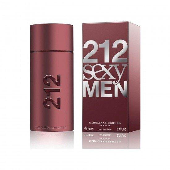Carolina Herrera 212 Sexy Men Edt 100 Ml Erkek Parfümü